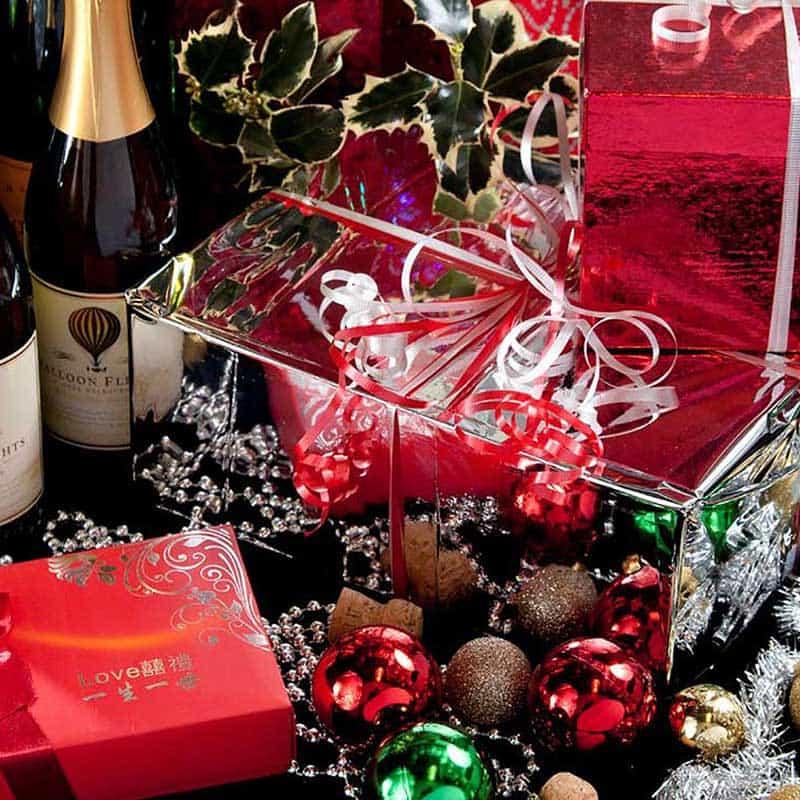Hot Air Balloon Bendigo Christmas gift voucher